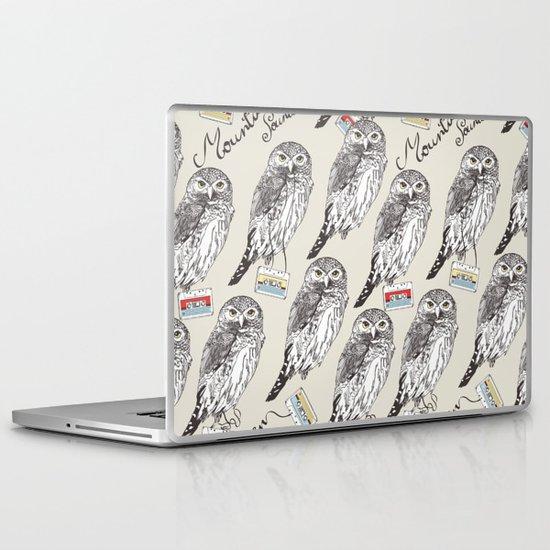 UP ALL NIGHT Laptop & iPad Skin