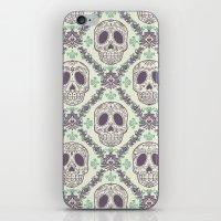 Viva La Muerte! iPhone & iPod Skin
