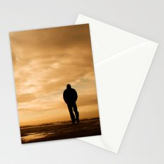 Watching the ships go by Stationery Cards