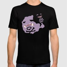 Pocket monster 109 and 110 Black SMALL Mens Fitted Tee