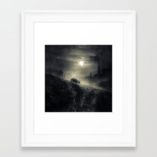 Chapter IV Framed Art Print