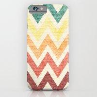 Summer Chevron iPhone 6 Slim Case