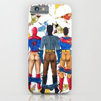 Super Hero BUTTs | It's … iPhone 6 Slim Case