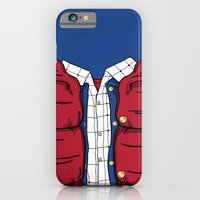 iPhone & iPod Case featuring The McFly by antastic