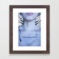 Cd Player Framed Art Print