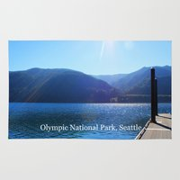 Olympic National Park La… Rug