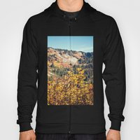 Fall In The Mountains  Hoody