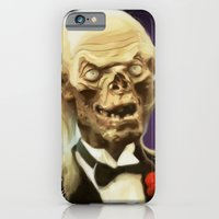 iPhone & iPod Case featuring Crypt Keeper by Thousand Lines Ink