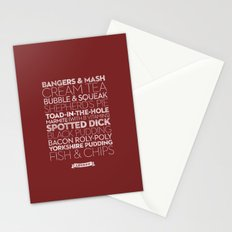 London — Delicious City Prints Stationery Cards
