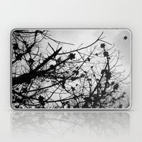Spooky Tree Silhouette Laptop & iPad Skin