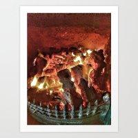 Fire-Fire..!!  Art Print