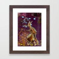 Platonic Solid Framed Art Print