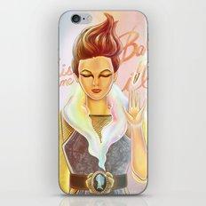 La Roux iPhone & iPod Skin