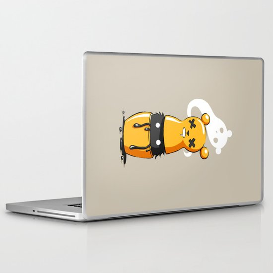 Matryoshka Monster Laptop & iPad Skin