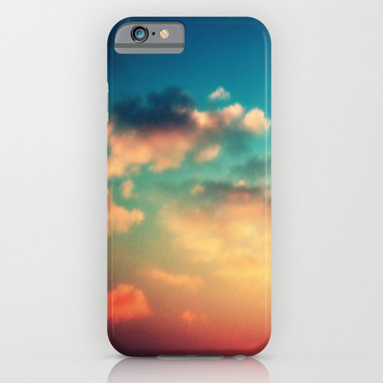My Head is stuck in the Clouds iPhone & iPod Case