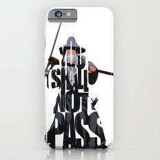 Gandalf - The Lord Of Th… iPhone 6 Slim Case