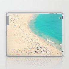 beach love III - Nazare Laptop & iPad Skin