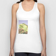 We're Chained Unisex Tank Top