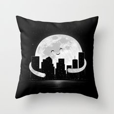 Goodnight Throw Pillow