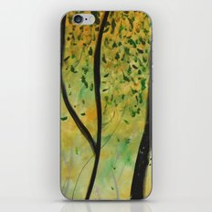 forestry iPhone & iPod Skin