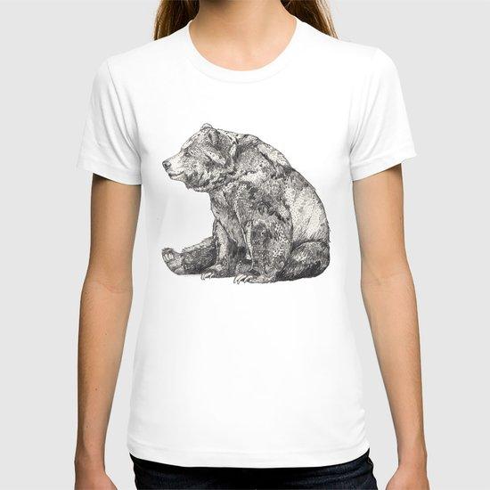 Bear // Graphite T-shirt