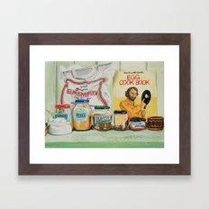 Cloves Framed Art Print