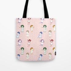 some girls Tote Bag