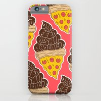 Don't Feed Me Shit and Call it Pizza iPhone 6 Slim Case