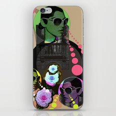 Been looking for love in all the wrong places... iPhone & iPod Skin