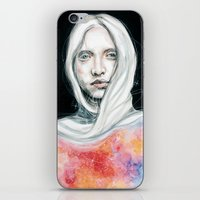 Too Many Thoughts Crowd … iPhone & iPod Skin