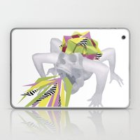 King Skull Laptop & iPad Skin