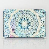 Watercolor Mandala iPad Case