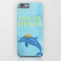iPhone & iPod Case featuring the life with stevezie by christopher-james robert warrington