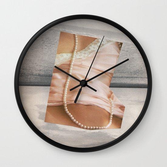 THIS SUMMER Wall Clock