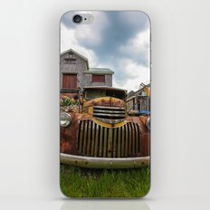 Time Gone By..... iPhone & iPod Skin