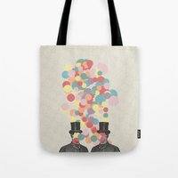 Pleased To Meet You Tote Bag