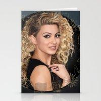 Tori Kelly (Unbreakable Smile Fan Art) Stationery Cards