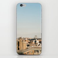 New York City Skyline from the Lower East Side iPhone & iPod Skin