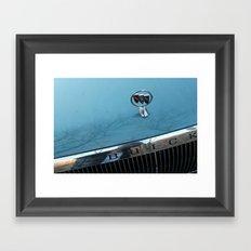 Cory's Buick  Framed Art Print