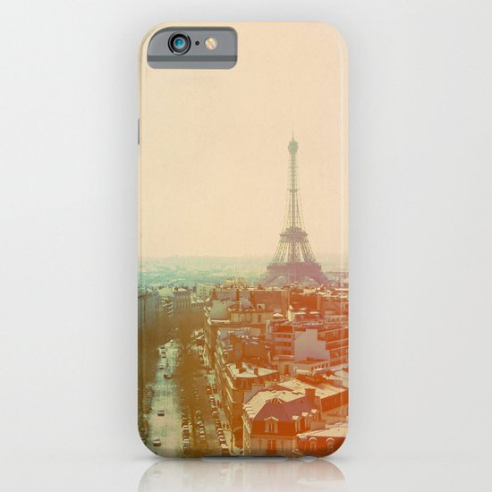 Iron Lady iPhone & iPod Case