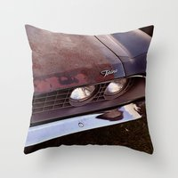 Gran Torino Throw Pillow