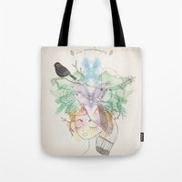 Au Printemps Tote Bag