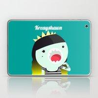 Mini Kreayhawn Laptop & iPad Skin
