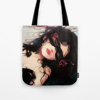 Le Masque Tote Bag