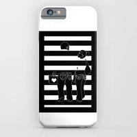 iPhone & iPod Case featuring Stripes by Deesign