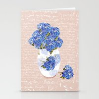Afternoon Bouquet Stationery Cards