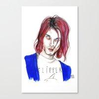 Kurt no,6 Canvas Print