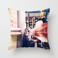How Could I Forgot About… Throw Pillow
