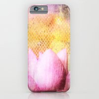 iPhone & iPod Case featuring Lotus Sun by Aimee Stewart