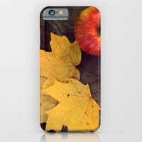 iPhone & iPod Case featuring treasures of the autumn  by Julia Kovtunyak
